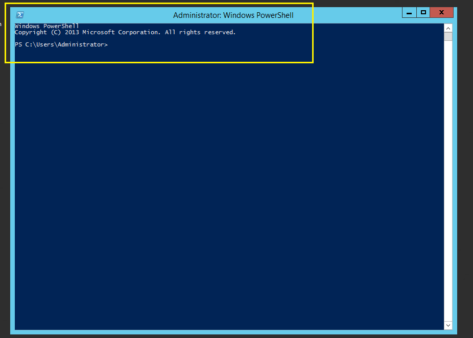 Install Telnet on Server 2012 with Powershell